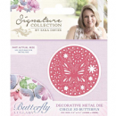 S-BL-MD-CB Sara Davies Signature Collection Butterfly Lullaby - Circle 3D Butterfly Die